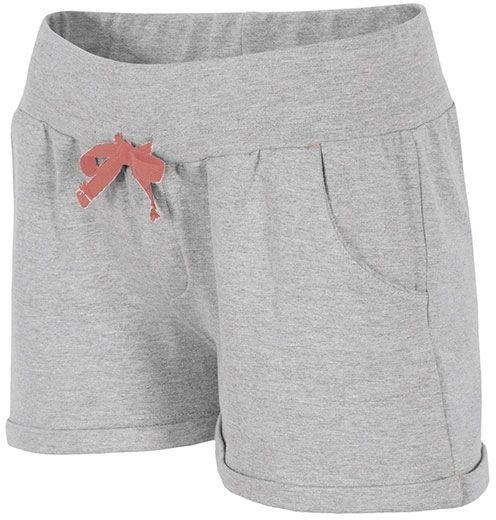05821957216b Dámske športové šortky 4f Grey značky 4F - Lovely.sk