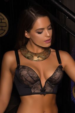 Podprsenka Gossard Retrolution Push-Up Plunge
