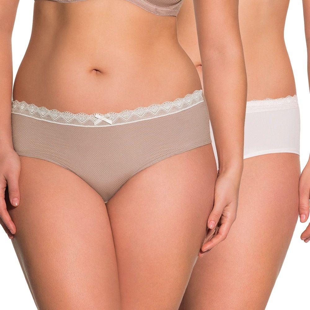 ec1ffe087 2 pack nohavičky Rita francúzske značky Dorina - Lovely.sk