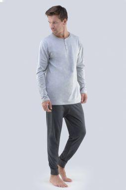 b085f9b1f5ca Pánska nočná košeľa GINO Martin značky GINO - Lovely.sk