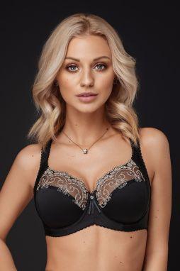 46d11ce7c Podprsenka Ela Grand Bardot vystužená značky Astratex - Lovely.sk