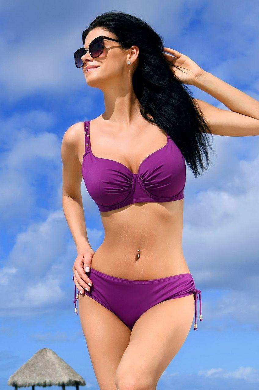 a32655e735da Dámske dvojdielne plavky Jimbaran purple značky Dorina - Lovely.sk