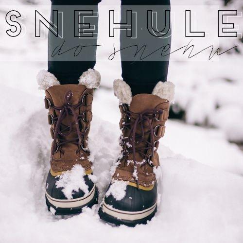 50218faa47292 Snehule a zimné čižmy do snehu - Lovely.sk