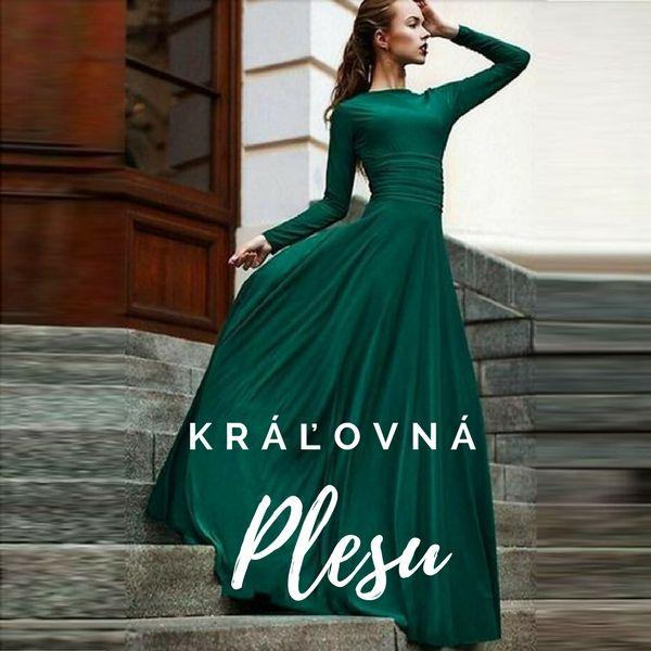 1666f2fccdc1 Plesové šaty - Lovely.sk